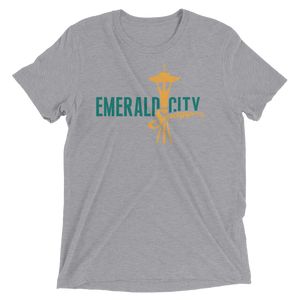 Emerald City Swagger Short Sleeve T-Shirt