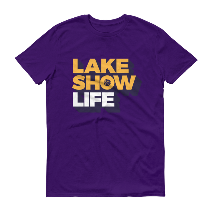 Men's Lake Show Life Short-Sleeve T-Shirt