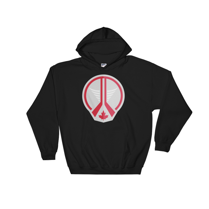 Winnipeg Hockey Hooded Sweatshirt