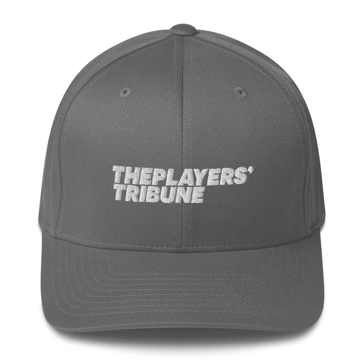 The Players' Tribune Structured Twill Cap