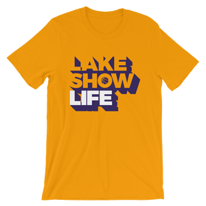 Lake Show Life Short-Sleeve Unisex T-Shirt