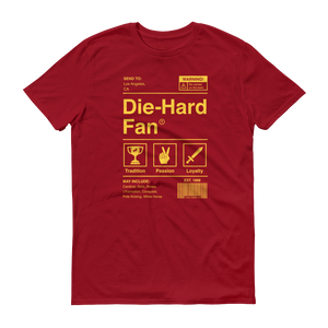 USC Die-Hard Fan Short-Sleeve T-Shirt