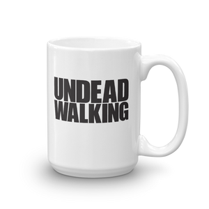 Undead Walking Mug