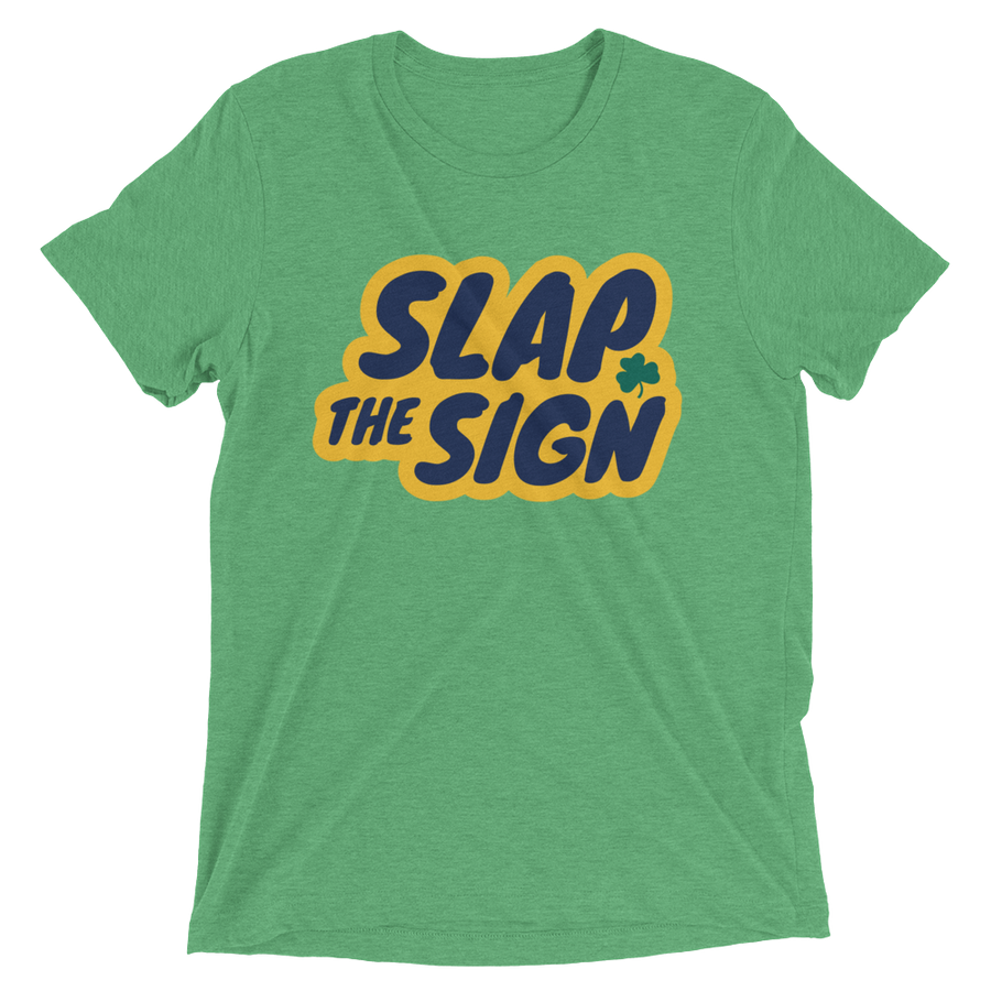 Men's Slap The Sign Short sleeve t-shirt
