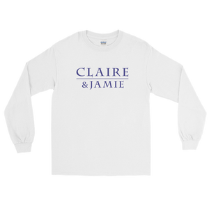 Claire & Jamie Long Sleeve T-Shirt