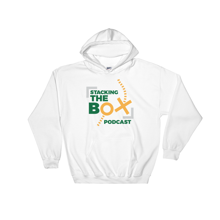 Stacking the Box Hooded Sweatshirt