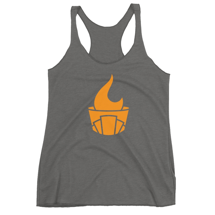 Surviving Tribal Women's Racerback Tank