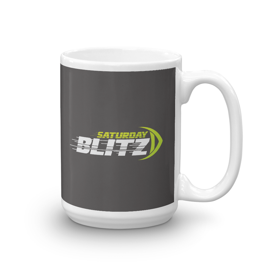 Saturday Blitz Mug