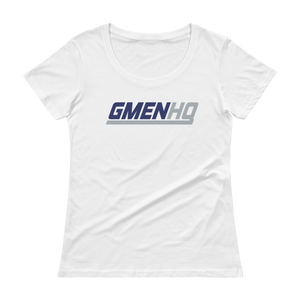 Women's GMEN HQ Scoopneck T-Shirt