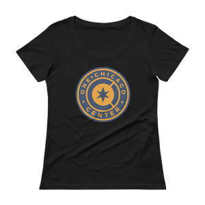 Women's One Chicago Center Scoopneck T-Shirt