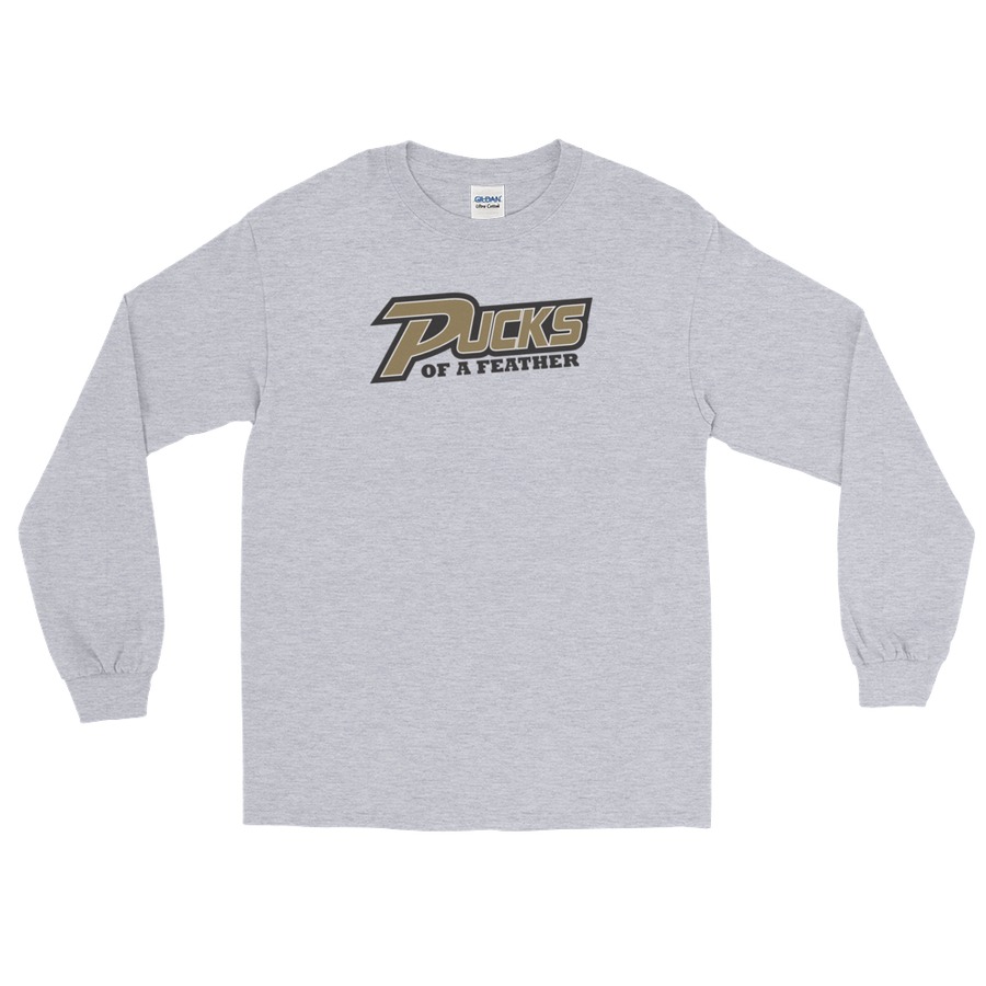 Pucks of a Feather Long Sleeve T-Shirt