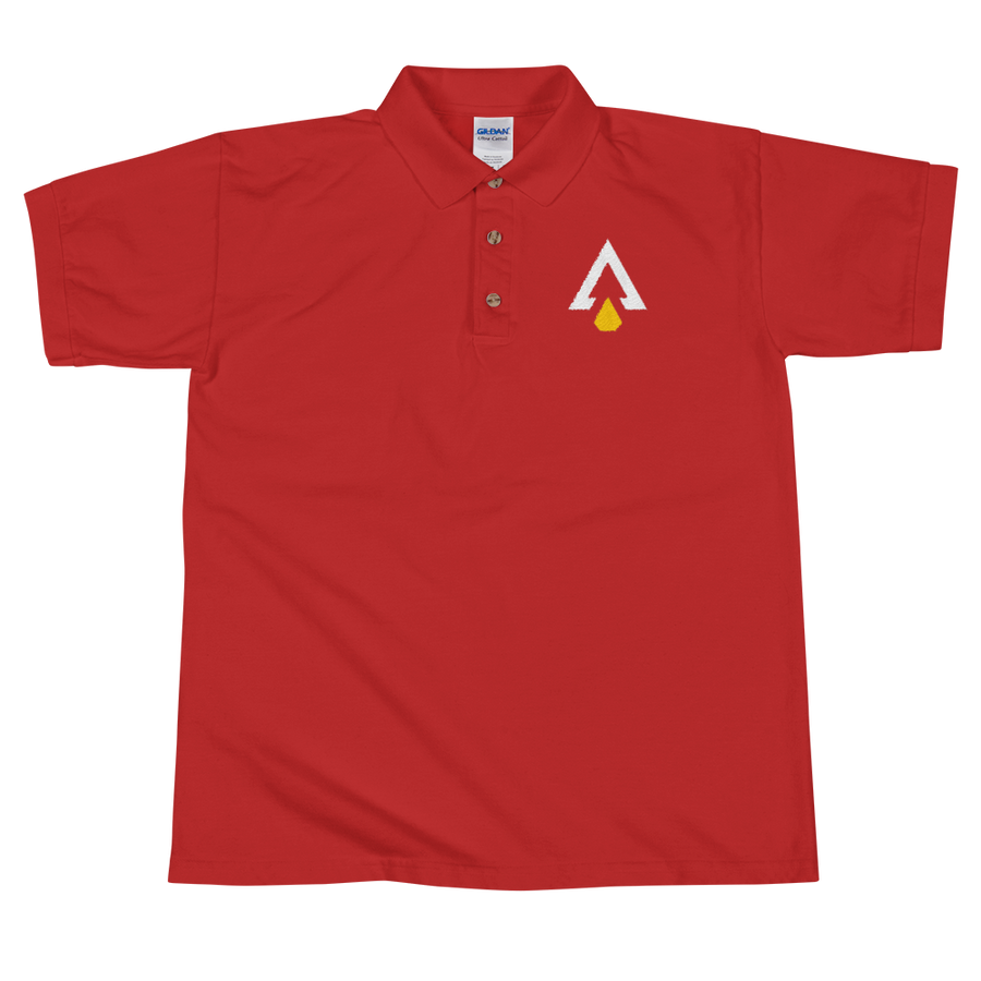 Arrowhead Addict Embroidered Polo Shirt