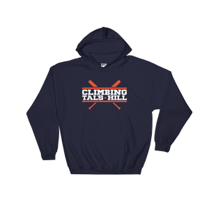 Climbing Tal's Hill Hooded Sweatshirt