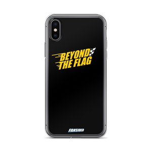 Beyond The Flag iPhone Case