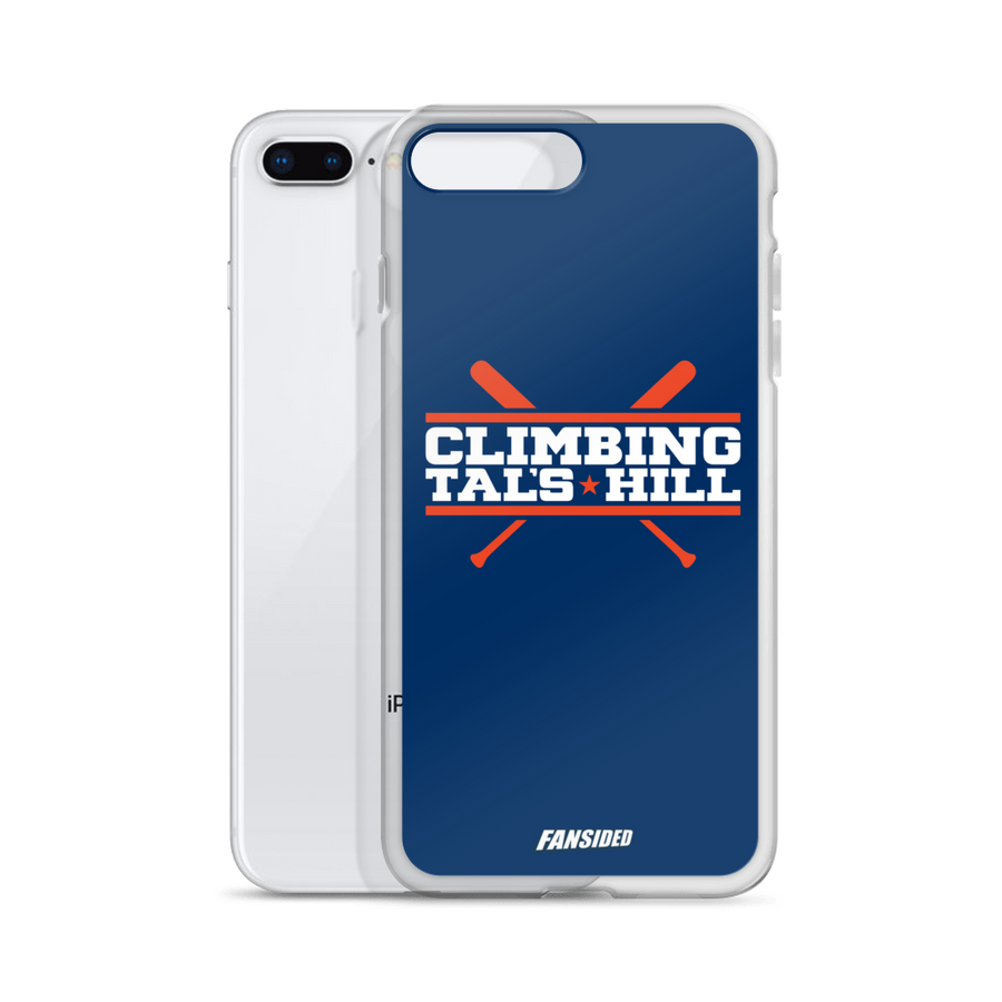 Climbing Tal's Hill iPhone Case