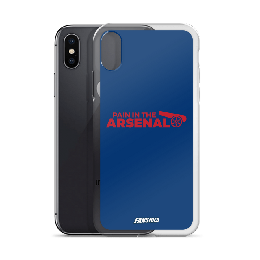 Pain in the Arsenal iPhone Case