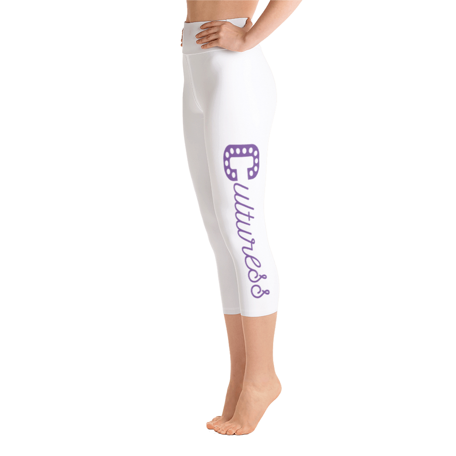 Culturess Yoga Capri Leggings