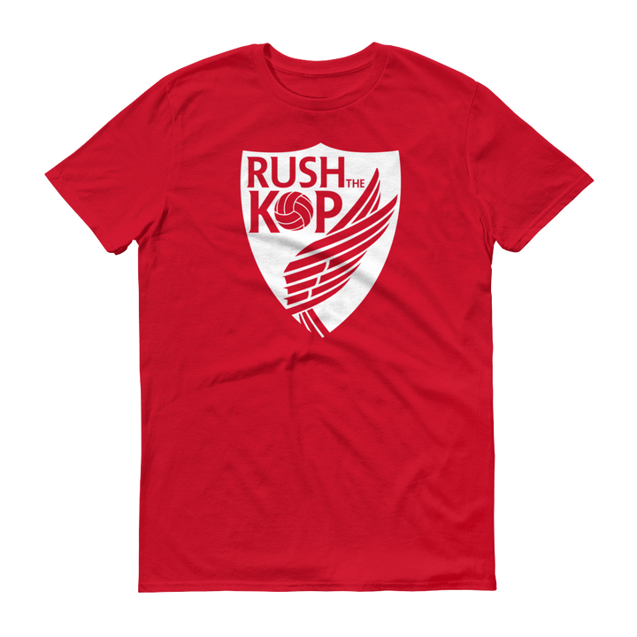 Men's Rush The Kop Short-Sleeve T-Shirt