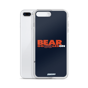 Bear Goggles On iPhone Case