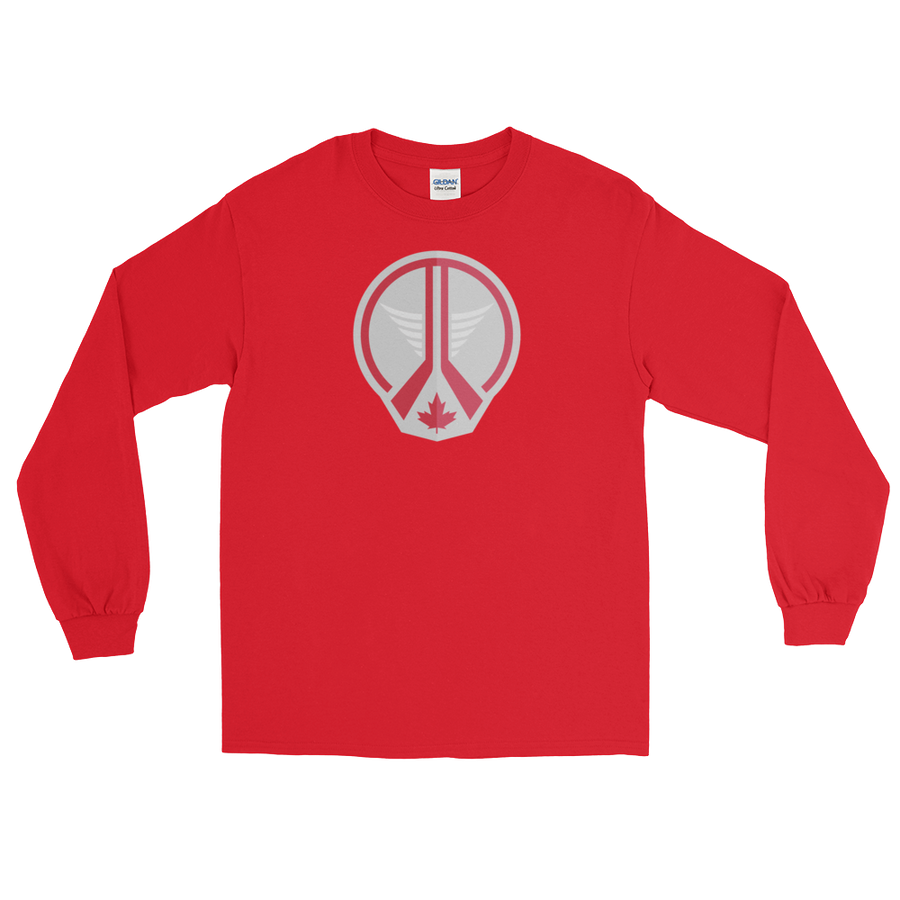 Winnipeg Hockey Long Sleeve T-Shirt