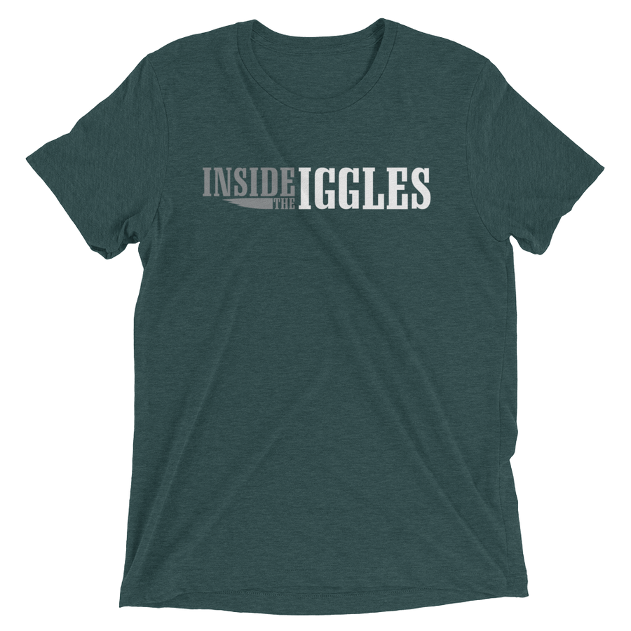Men's Inside The Iggles Short-Sleeve T-Shirt