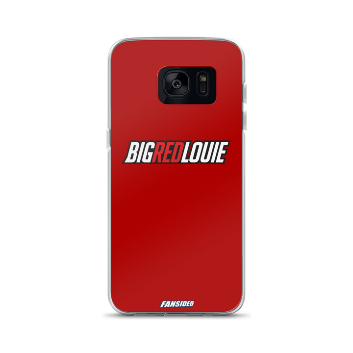 Big Red Louie Samsung Case