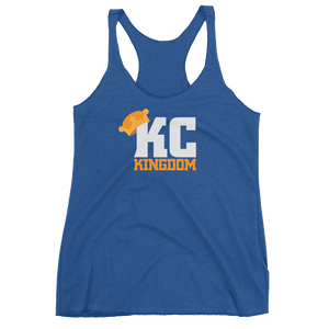 Women's KC Kingdom Racerback Tank