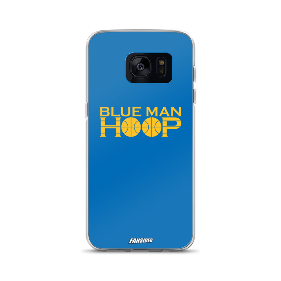 Blue Man Hoop Samsung Case