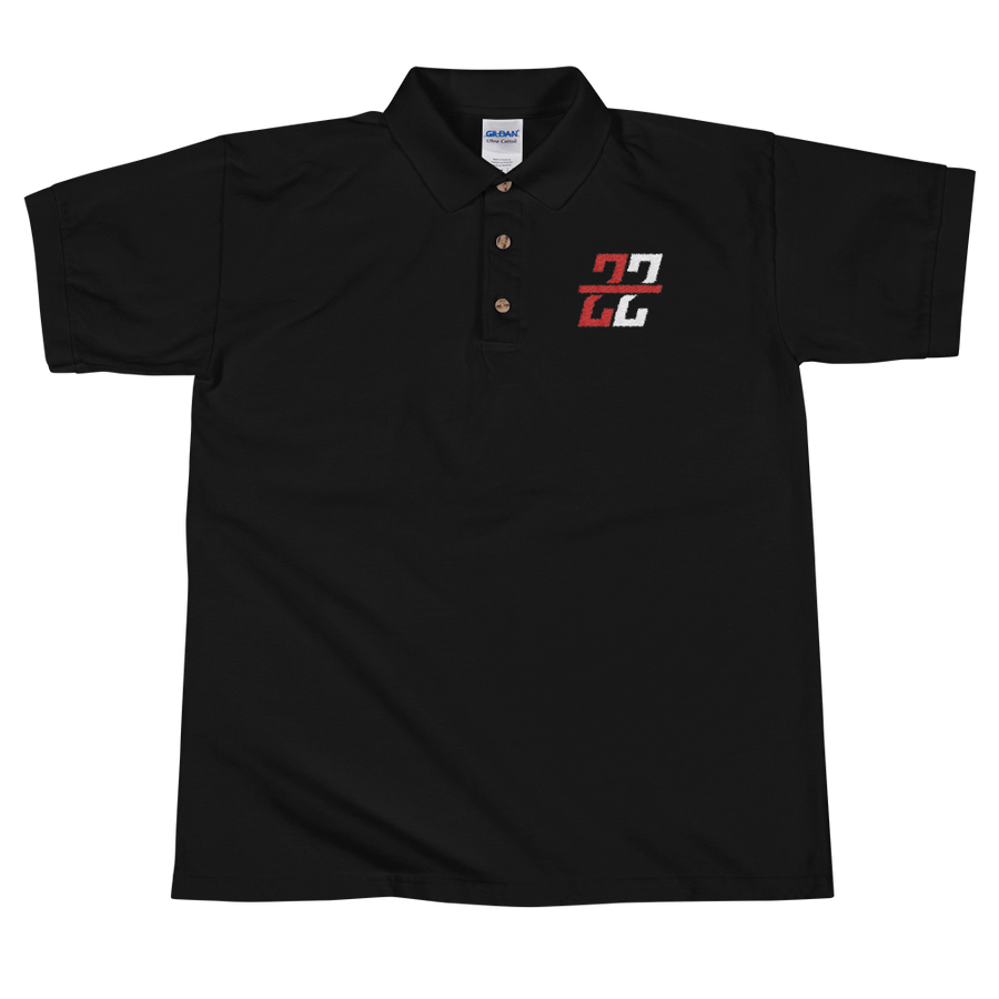 Zona Zealots Embroidered Polo Shirt