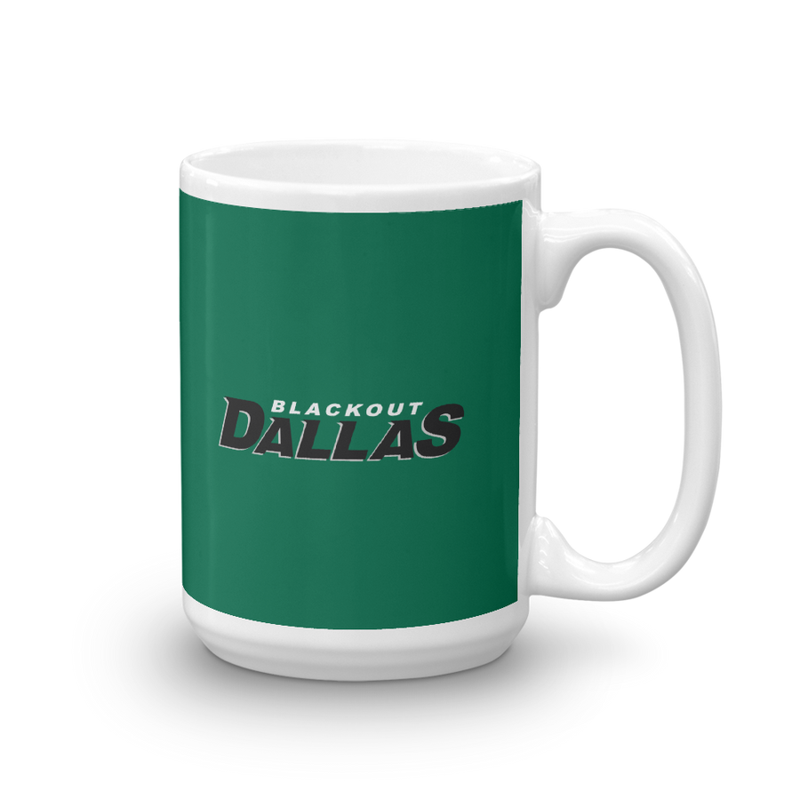 Blackout Dallas Mug