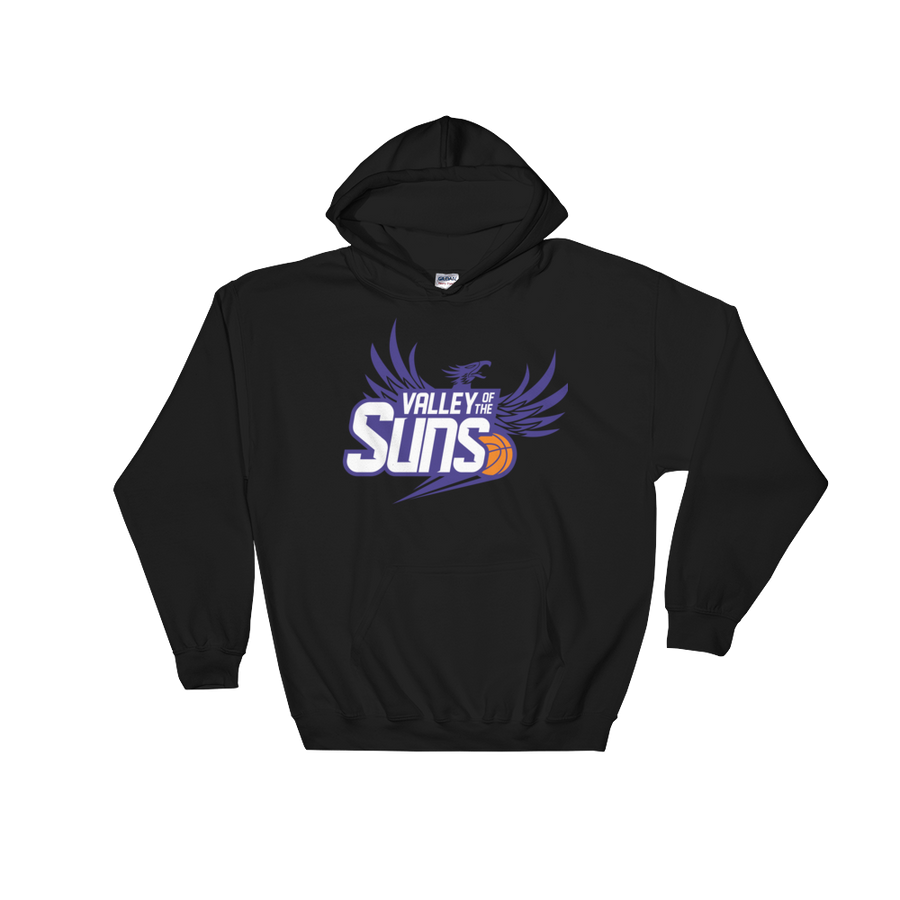 Phoenix Basketball Hooded Sweatshirt