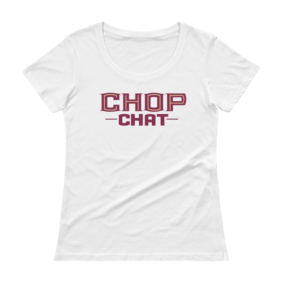 Women's Chop Chat Scoopneck T-Shirt