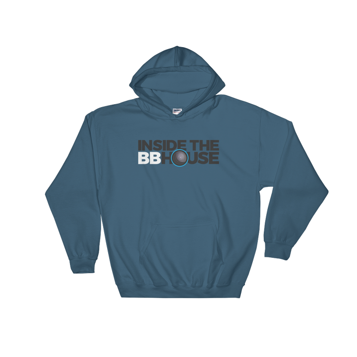 Inside the BB House Hooded Sweatshirt