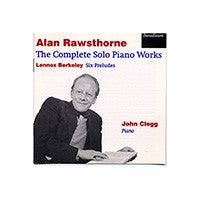 The Complete Solo Piano Works - Alan Rawsthorne
