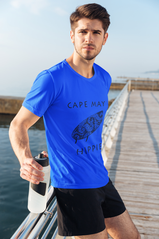 Cape May Surf Hippie™ Unisex Jersey T-Shirt