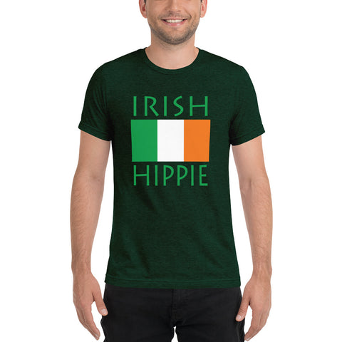 Irish Hippie™ Unisex Tri-blend T-shirt