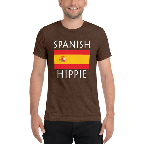Spanish Hippie™ Unisex Tri-blend T-shirt