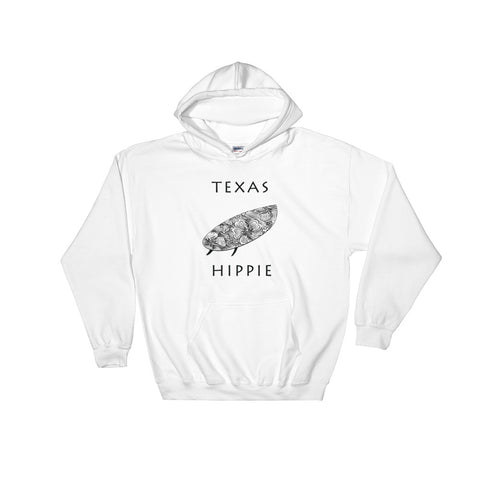 Texas Surf Men's Hippie Hoodie