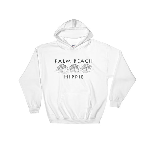 Palm Beach Ocean Hippie Hoodie--Men's