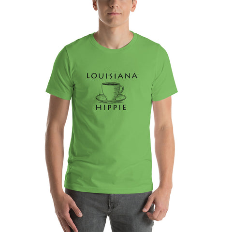 Louisiana Coffee Hippie™ Unisex Jersey T-Shirt