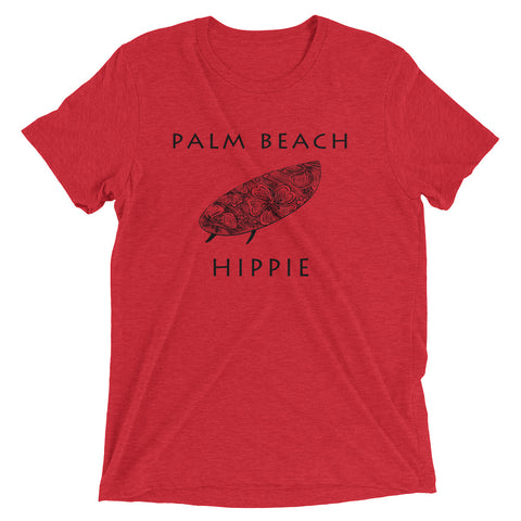 Palm Beach Surf Hippie Unisex Tri-blend T-Shirt