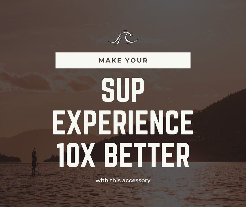 Make your SUP Experience 10x Better with this Small and Inexpensive Accessory