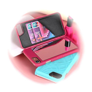 Real Mirror Flipcase For IPhones & Samsung Galaxy S