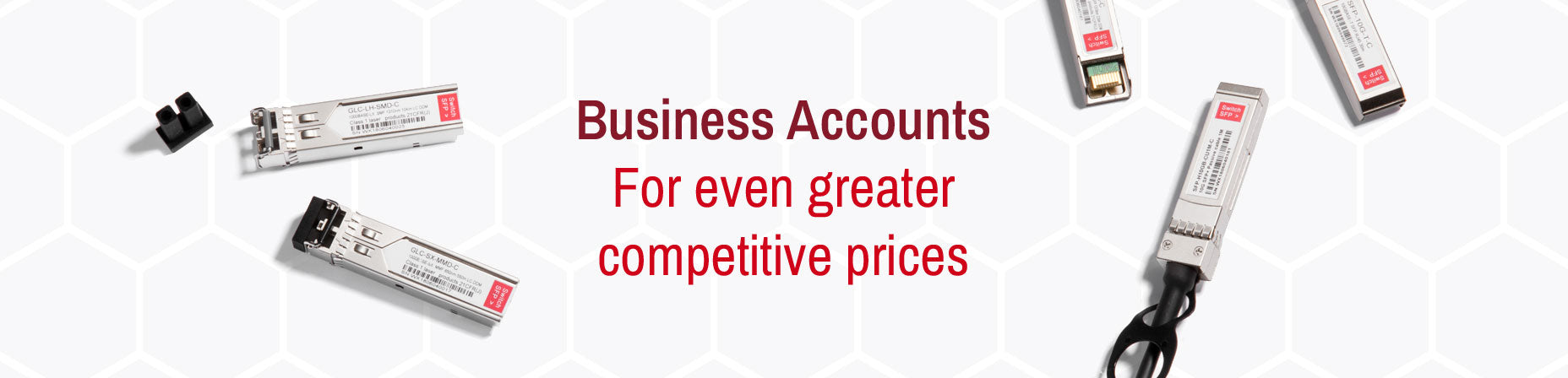 Switch SFP Ltd Trade Accounts competitive prices
