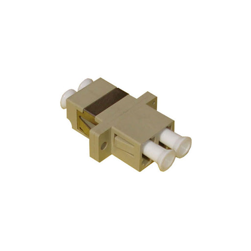 LC-LC Coupler for connecting LC terminated Fibre cables from SwitchSFP.com