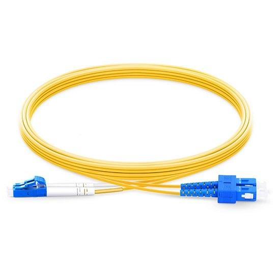 OS2-LC-SC High Quality LSZH fibre, UK Stock, UK Support From Switch SFP 01285 700 750