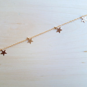 Full Star Necklace