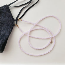 Pink Sparkle Mask Chain