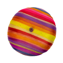 FIFI - Multi Colored Crinoline Button Beret