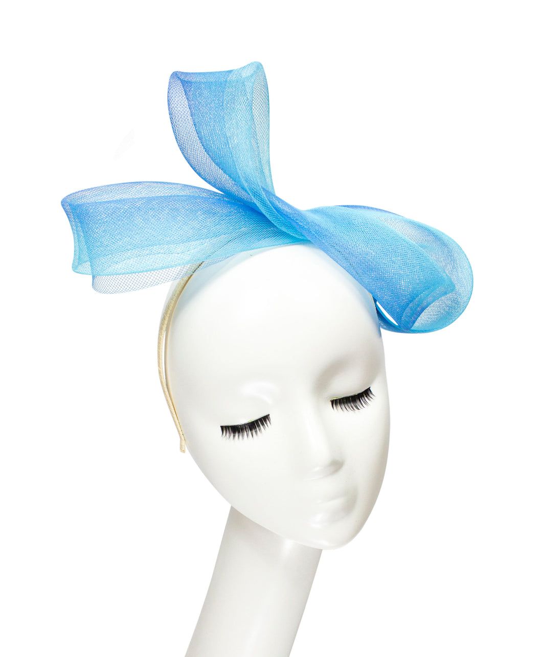 INFINITY - Looped Crinoline Bow Headband